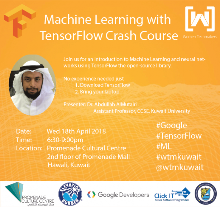 Machine Learning with TensorFlow Crash Course (ML, TF)